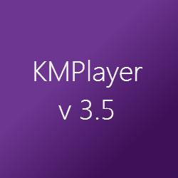 Список обновлений KMPlayer v.3.5