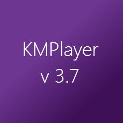 Список обновлений KMPlayer v.3.7