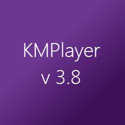 Список обновлений KMPlayer v 3.8